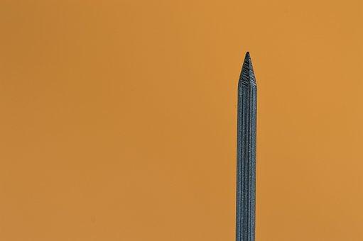Art, Mine, Pencil, Macro, Art Materials, Art Supplies