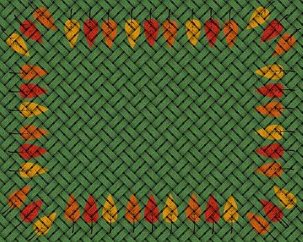 Texture, Background, Pattern, Decoration, Green, Plot