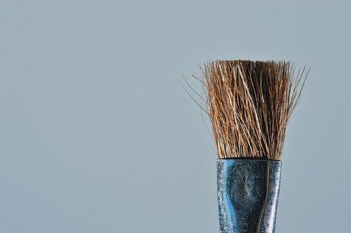 Brush, Art Tools, Paint Brush, Art Materials