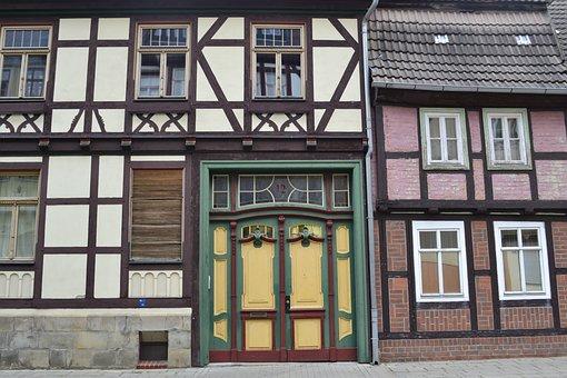 Door, Color, Window, Goal, House, Architecture, Wood