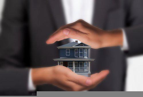 House, Real Estate, Hands, Insurance, Protect, Mortgage