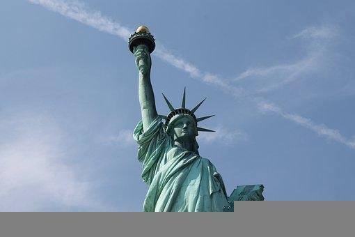 Statue Of Liberty, Monument, Landmark, New York City