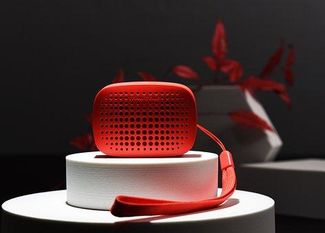 Speaker, Sound, Smart Device, Tmall Elf