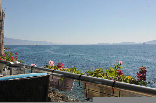 Bodrum, Turgut Reis, Offshore, Greek Islands, Turkey