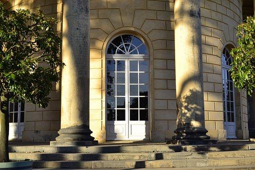 Belvedere, Klausberg, Potsdam, Window, Historically