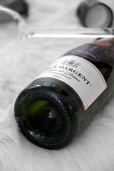 Wine, Bottle, Drink, Champagne, Beverage, Alcohol