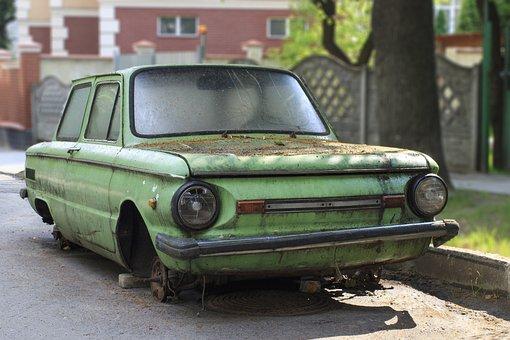 Auto, Old, Trasport, Rare Car, Retro, Old Cars, Feeling