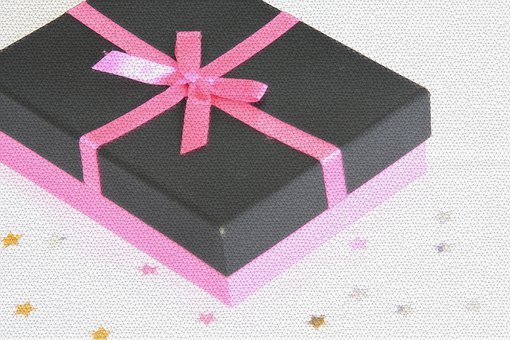 Christmas, Present, Gift, Box, Bag, Santa, Claus, Tree