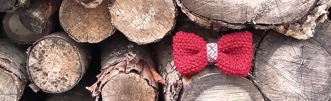 Bow Tie, Kniten, Handmade, Acesories, Gift, Bow, Tie