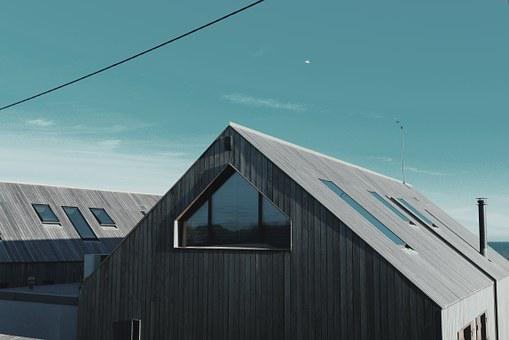 Architecture, Roof, Modern, Building