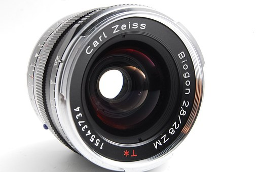 Carl Zeiss 28mm, Repair Record, Repair Of Lens