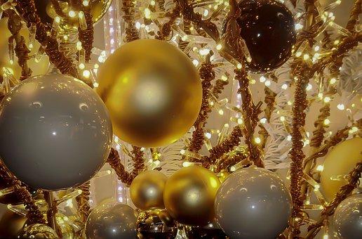 Christmas Balls, Christmas Decoration, Christmas Spirit