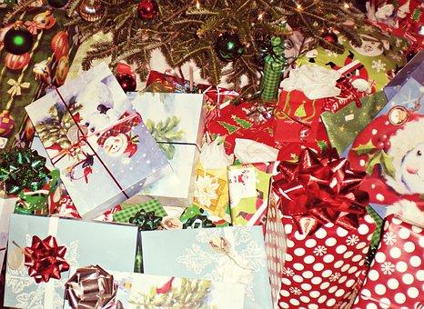 Christmas Presents, Christmas Gifts, Christmas, Holiday