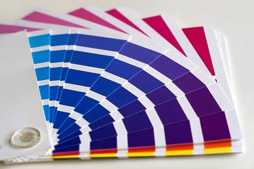 Print, Colors, Cmyk, Stencil, Desktop Publishing