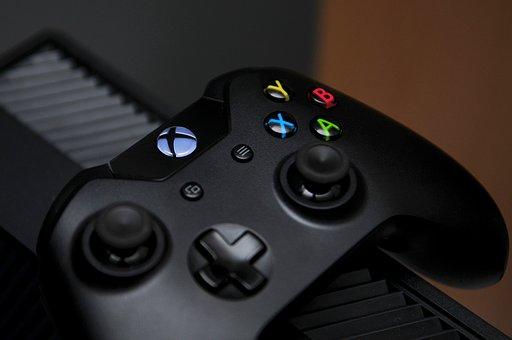 Video Games, Controller, Play, Fun, Computer