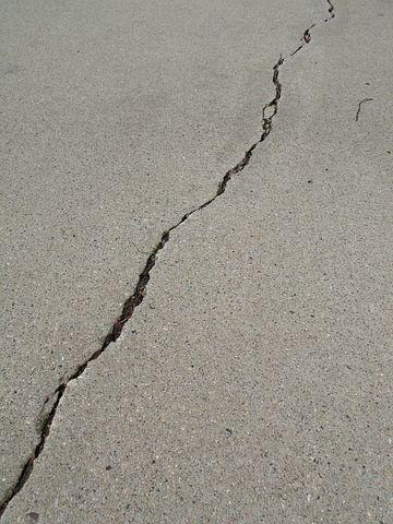 Crack, Cement, Gray, Concrete, Repair, Rough, Wall