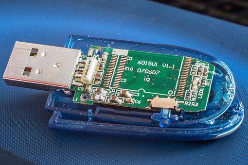 Usb Stick, Memory Stick, Data Stick, Electronics