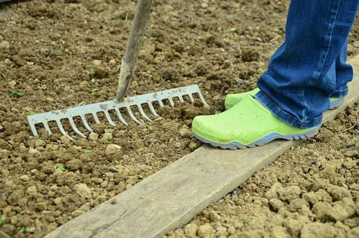 Garden, Gardening, Bed, Earth, Garden Soil, Gartenland