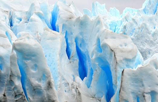 Glaciers, Patagonia, Ice, Blue, Nature, Ice Cave