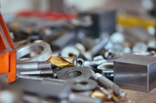Screws, Hardware, Ironware, Metal, Steel, Industry