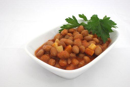 Kidney Bean, Stewing, Garnish, Appetizer