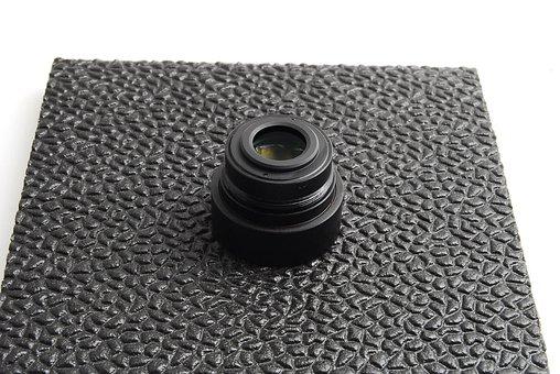 Rear Lens Unit, Lens Repair, Mold Of The Lens