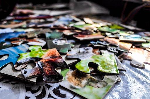 Jigsaw Puzzle, Puzzle, Picture, Pieces, Game, Shape