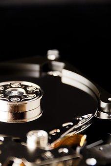 Memory, Storage Medium, Hard Drive, Hdd, Technology