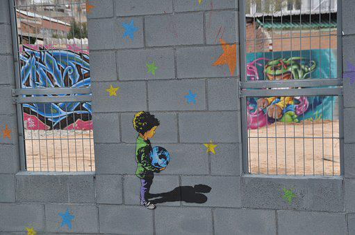 Graffiti, Street Art, Barcelona, Art, Graffiti Wall