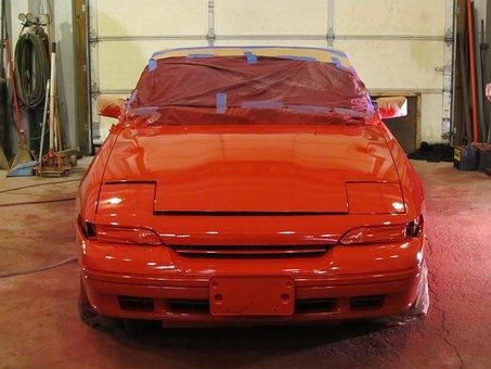 Car, Body, Paint, Vehicle, Auto, Automobile, Repair