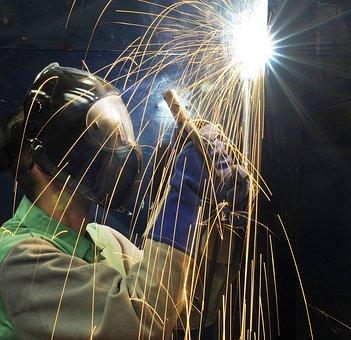 Charleston, South Carolina, Worker, Weld, Welding