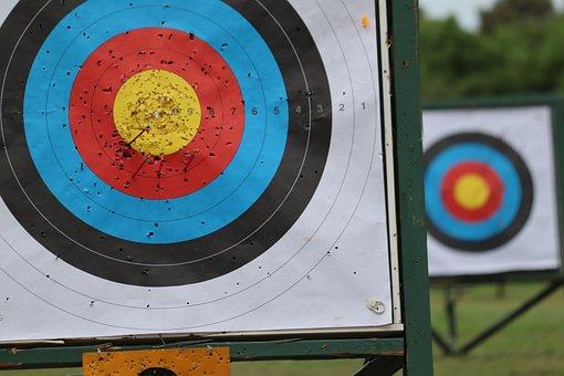 Archery, Target, Arrow, Sport, Shot