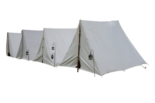 Tents, Bivouac, Camp, Army