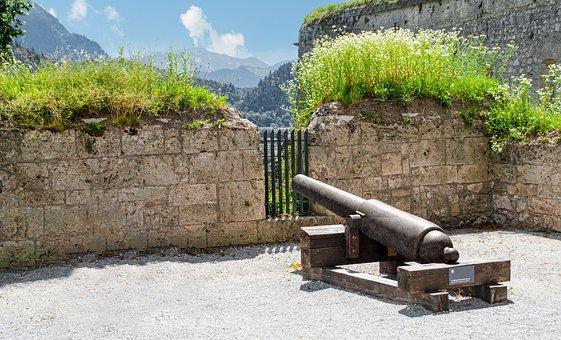 Fortress Kufstein, Fortress Wall, Kufstein, Tyrol