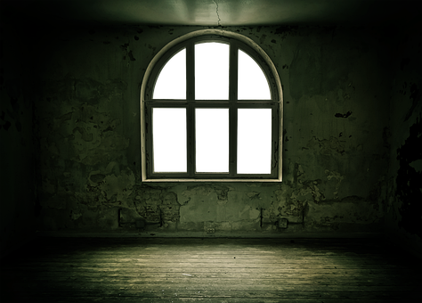 Space, Lost Place, Window, Dirty, Lapsed, Pforphoto