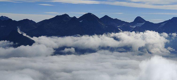 Alpine, Mountain, Landscape, Switzerland, Nature