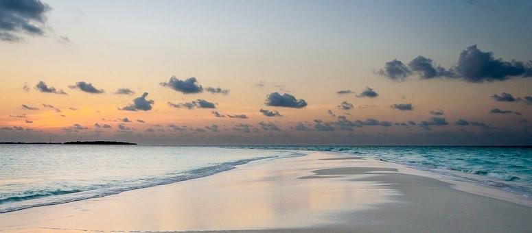 Maldives, Beach, Ocean, Paradise, Coast, Sand, Island