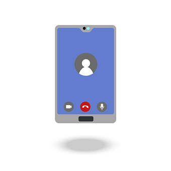 Video Call Phone, Video Call, Phone, Call, Conversation