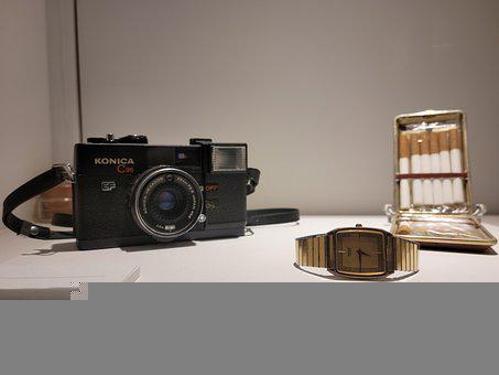 Camera, Old, Retro, Photography, Vintage, Photographer