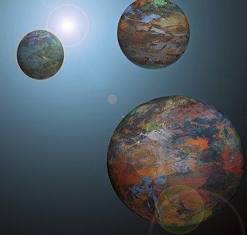 Planets, System, Orbit