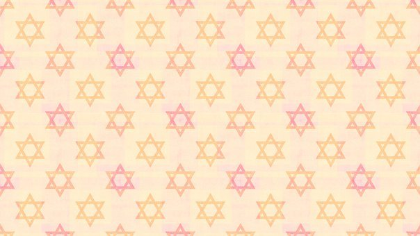 Star Of David, Magen David, Cute Wallpaper, Playful