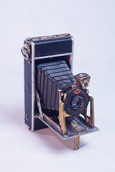 Old, Camera, Vintage, Retro, Film, Nostalgia, Antique