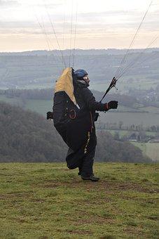 Paragliding, Paraglider, Harness Cocoon, Sport