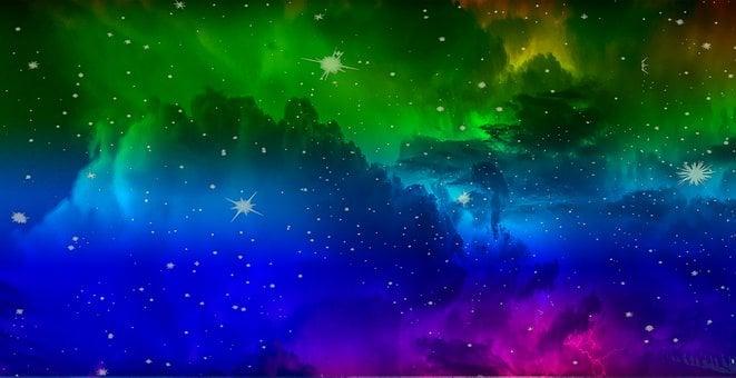 Cosmos, Space, Universe, Stars, Galaxy, Cosmic, Fantasy