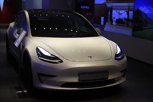 Tesla, Electric Car, Auto, Vehicle, Automotive
