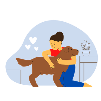 Dogs, Pets, Women, Girls, Home, Puppies, Love, Brown