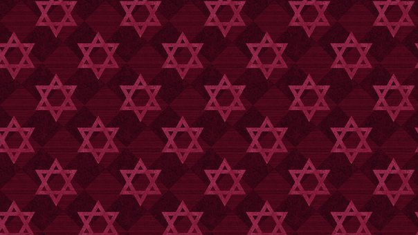 Star Of David, Magen David, Jewish, Judaism