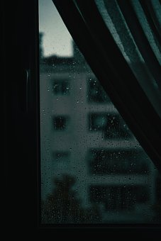 Dark, Moody, Rain, Rainy, Clouds, Atmospheric