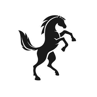 Horse, Standing, Animal, Equine, Mammal, Brown, Mane