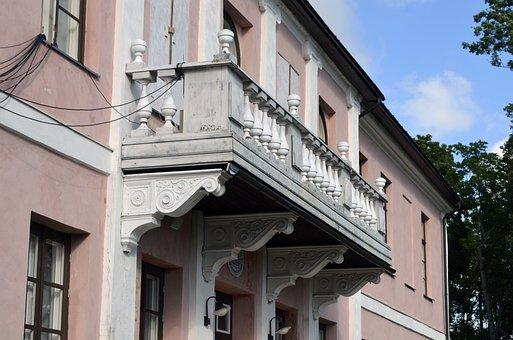 Old, Building, Architecture, Door, Window, Houses, Room
